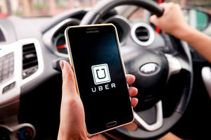 Uber more than doubles revenue