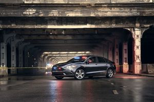 Ford's plug-in hybrid gives
