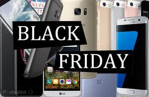 Best Black Friday UK phone