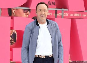 Kevin Spacey's Dad Was 'Nazi