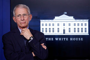 Dr. Fauci says it's