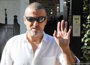 Star-Studded George Michael