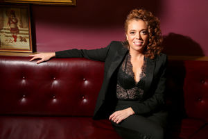 Michelle Wolf and Joel
