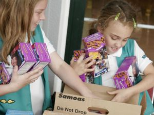 girl scout cookie cereal is really happening 15 minute news