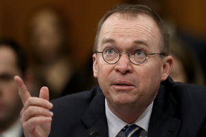 Mick Mulvaney has no clue what
