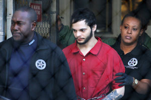 Gunman gets life in prison for