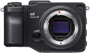 Sigma sd Quattro H Review