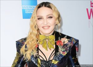 Madonna Slams Biopic 'Blonde
