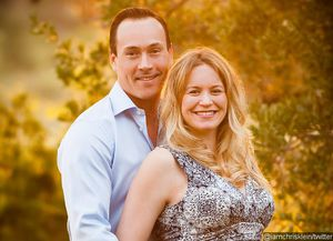 Chris Klein Welcomes First
