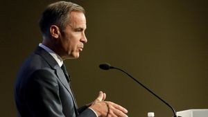 Brexit: Mark Carney warns of