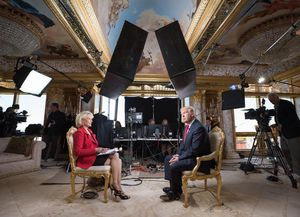 Donald Trump on '60 Minutes':