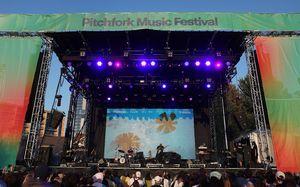 Pitchfork Music Festival opens