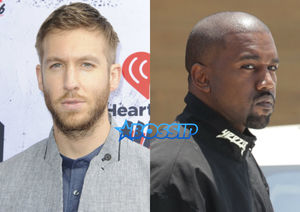 Are Calvin Harris And Kanye