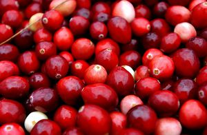 Cranberry Juice Is NOT A
