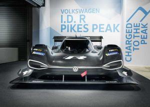 VW I.D. R Pikes Peak racer