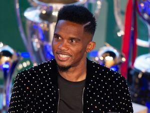 Samuel Eto'o backs Cameroon to