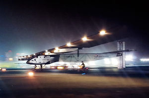 Solar Impulse Just Completed