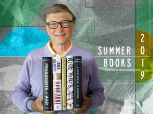 Bill Gates shares his summer