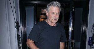 Alec Baldwin Spotted With