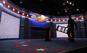 Debate venue offering