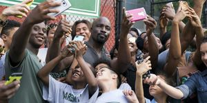 Luke Cage Actor Mike Colter