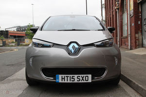 Renault Zoe review: Electrical