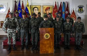 Venezuela Detains 6 Suspects