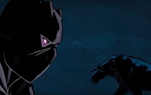 Marvel offers Black Panther