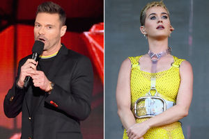 Ryan Seacrest mad about Katy's