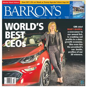 The World's Best CEOs: An