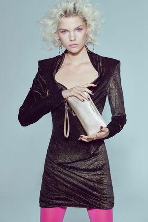 Kate Kina Models 70's Disco