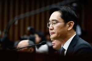 Samsung leader faces arrest in