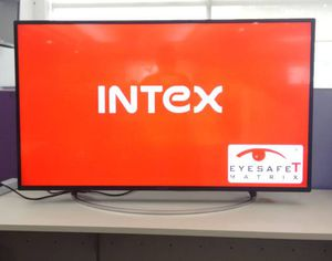 Intex 5500FHD LED TV review: