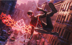 PS4 and PS5 Spider-Man