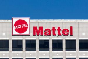 Mattel shares plummeted to