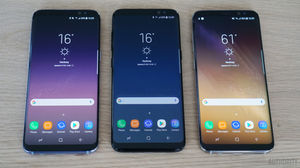 The Galaxy S8 and S8 Plus'