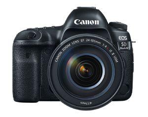 Canon's EOS 5D Mark IV has a