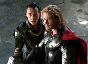New 'Thor: Ragnarok' Set Pics