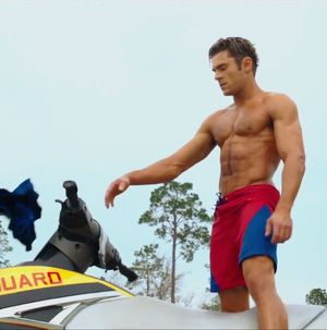 The 'Baywatch' Trailer Needs A