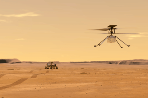 How NASA's Mars helicopter is
