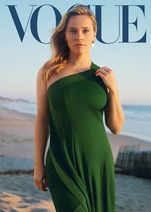 Reese Witherspoon Vogue Cover: