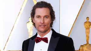 Matthew McConaughey Donates