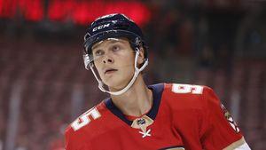 Forward prospect Henrik