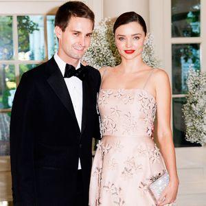 Miranda Kerr has married Evan