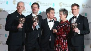 BAFTA Awards celebrate
