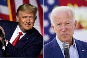 Trump mocks 'Sleepy Joe'