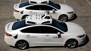 Uber's Self-Driving Car