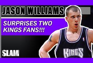 Jason Williams Shares His