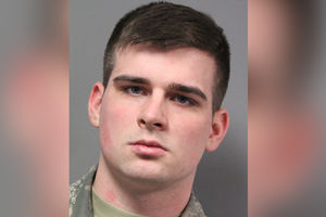 Airman gets year in prison for