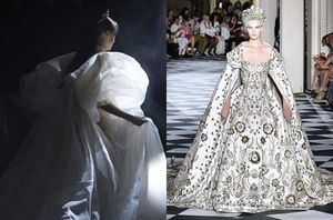 14 Couture Wedding Dresses You
